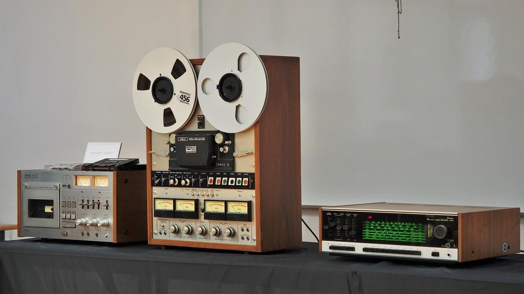 Exposição Audio vintage sala 12 P2031913