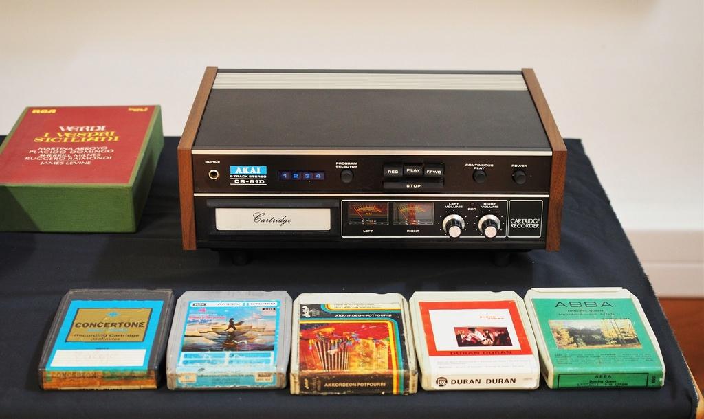 Exposição Audio vintage sala 12 P2031917