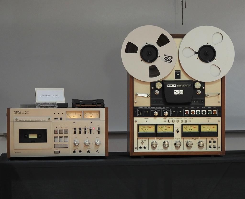 Exposição Audio vintage sala 12 P2031919