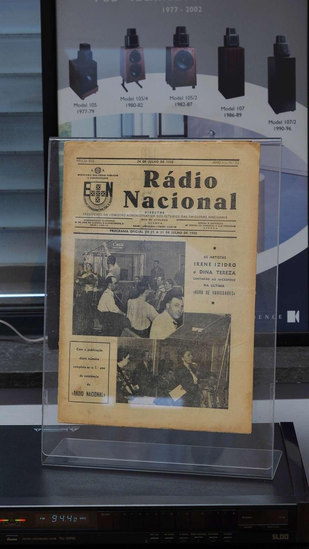 Exposição Audio vintage sala 12 P2031920