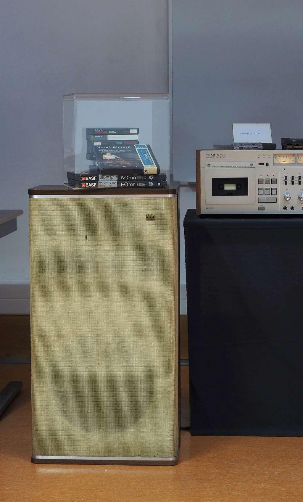 Exposição Audio vintage sala 12 P2031921