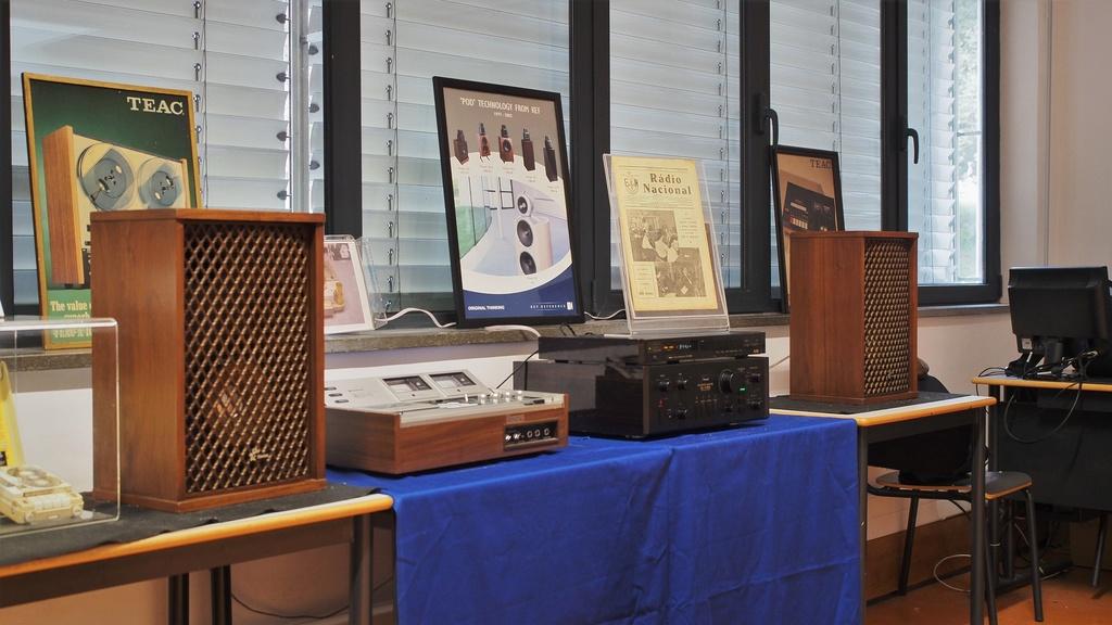 Exposição Audio vintage sala 12 P2031922