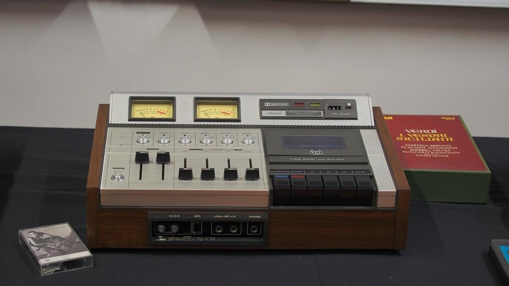 Exposição Audio vintage sala 12 P2032117