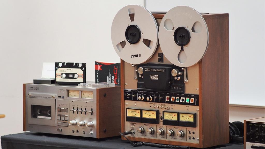 Exposição Audio vintage sala 12 P2042310