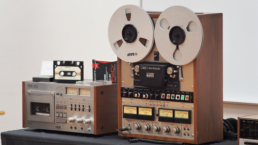 Exposição Audio vintage sala 12 P2042313