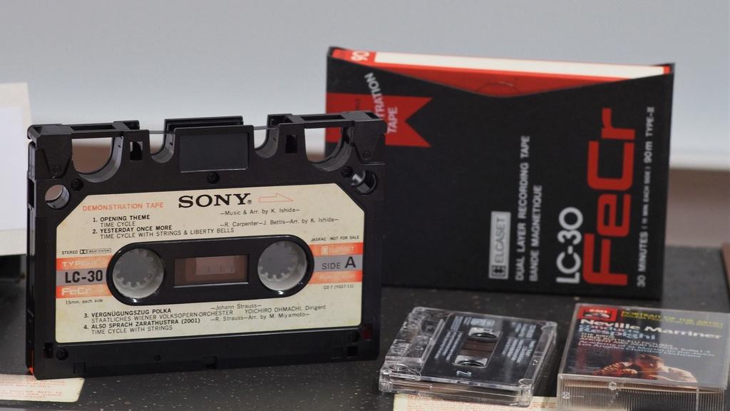 Exposição Audio vintage sala 12 P2042314