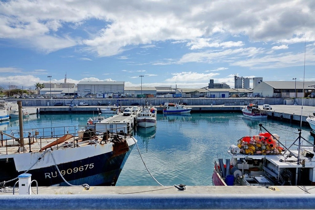 [Vie des ports] Les ports de la Réunion - Page 12 Le_po603