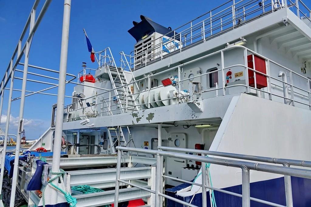 [Vie des ports] Les ports de la Réunion - Page 12 Le_po691