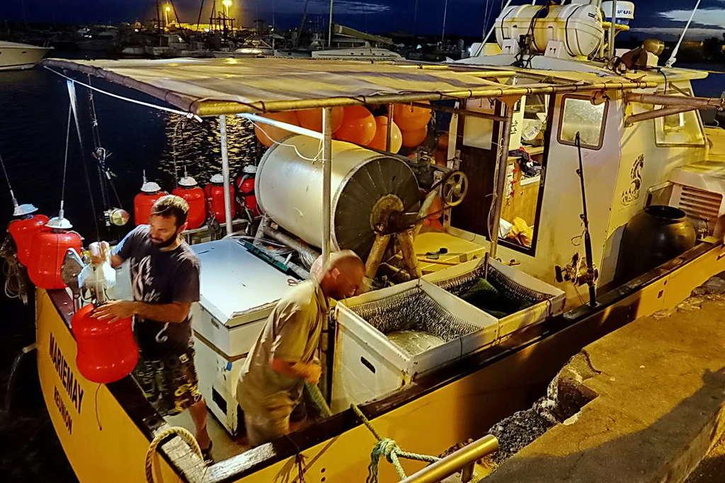 [VIE DES PORTS] Quelques bateaux de pêche (sur nos côtes Françaises) - Page 37 Retour91