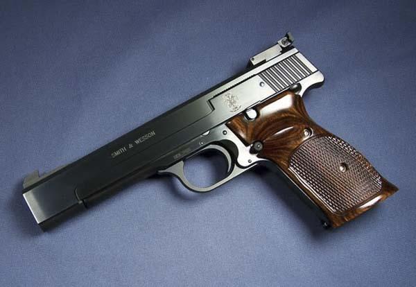 Quel Pistolet vous ferait plaisir! Model-10