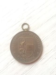 medaille germanique inconnue 26030410