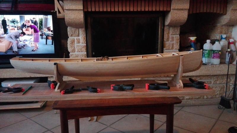 """construction """"turnabout"""" bateau de 1888. Canot_11"""