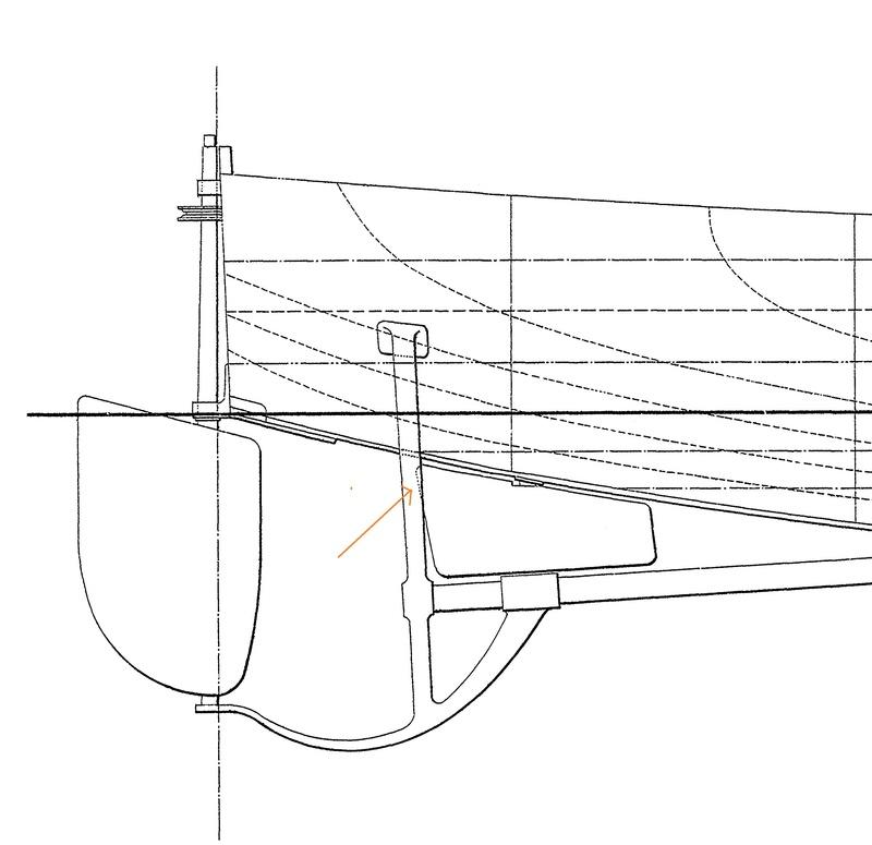 """construction """"turnabout"""" bateau de 1888. Gouv_t11"""