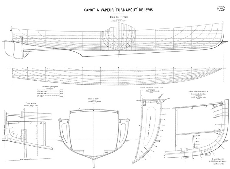 "construction ""turnabout"" bateau de 1888. Turnab10"