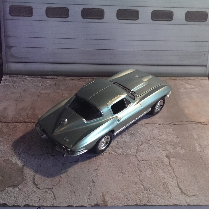 '67 Corvette Coupé von Revell 1:25 Imag3423