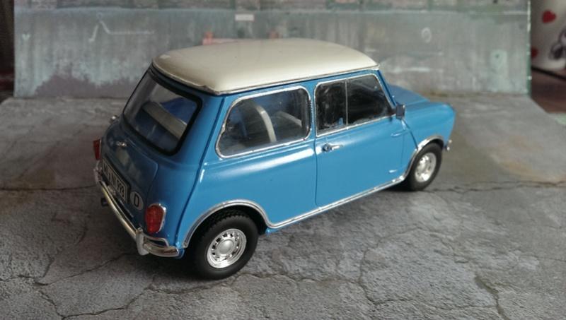 Mini Cooper 998 Mk.I von Revell 1:24 Imag3425