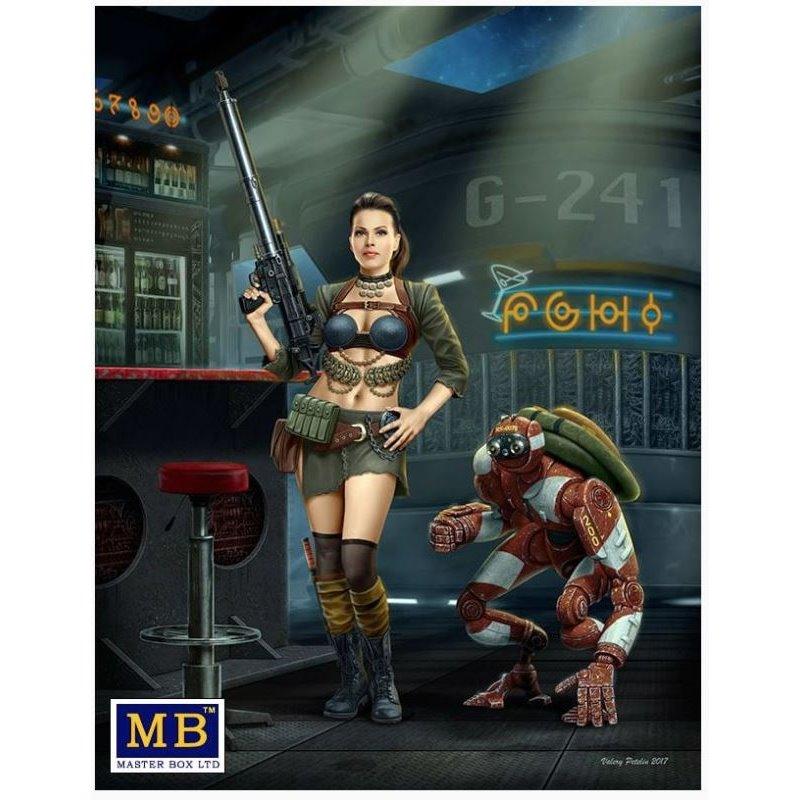 Bgala & Boomer 1/24 Master Box Master14