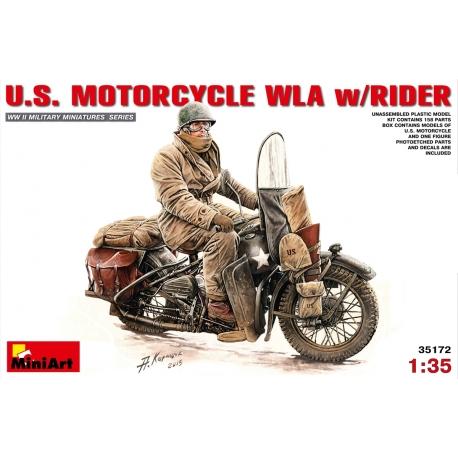 US Motorcycle Miniart 1/35 (abandon) Miniar11
