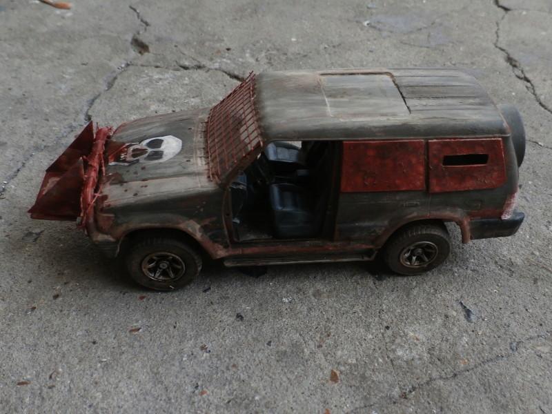 SUV 1/35 Takom Quelque part en 2095 - épisode 2 dio FINI P4120010