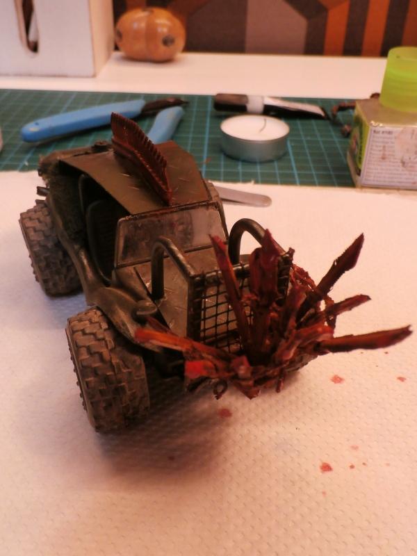 Buggy 1/32 Revell Quelquepart en 2095-épisode 3 dio FINI P4210012