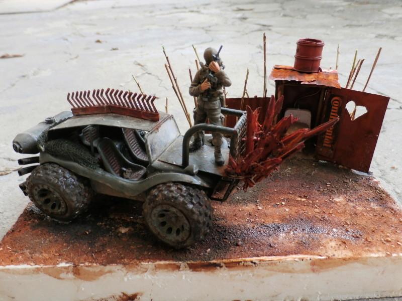 Buggy 1/32 Revell Quelquepart en 2095-épisode 3 dio FINI - Page 2 P4270010