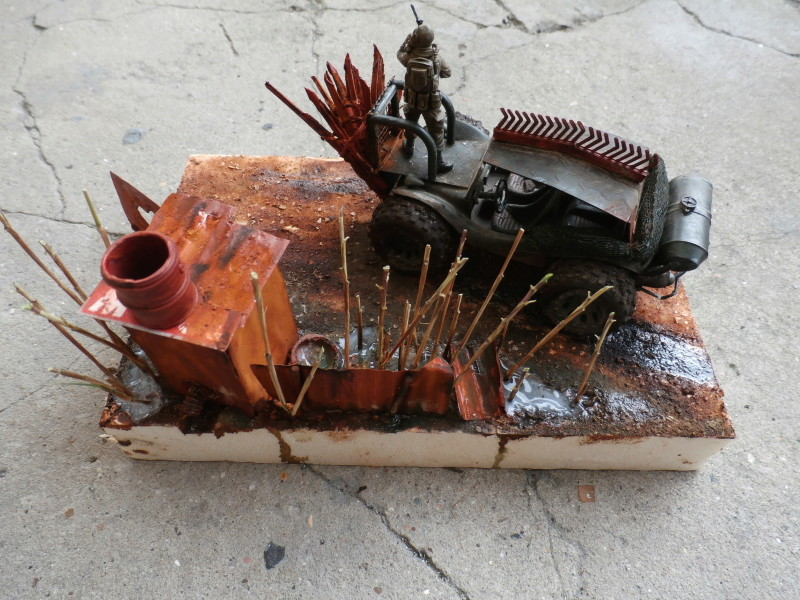 Buggy 1/32 Revell Quelquepart en 2095-épisode 3 dio FINI - Page 2 P4270012