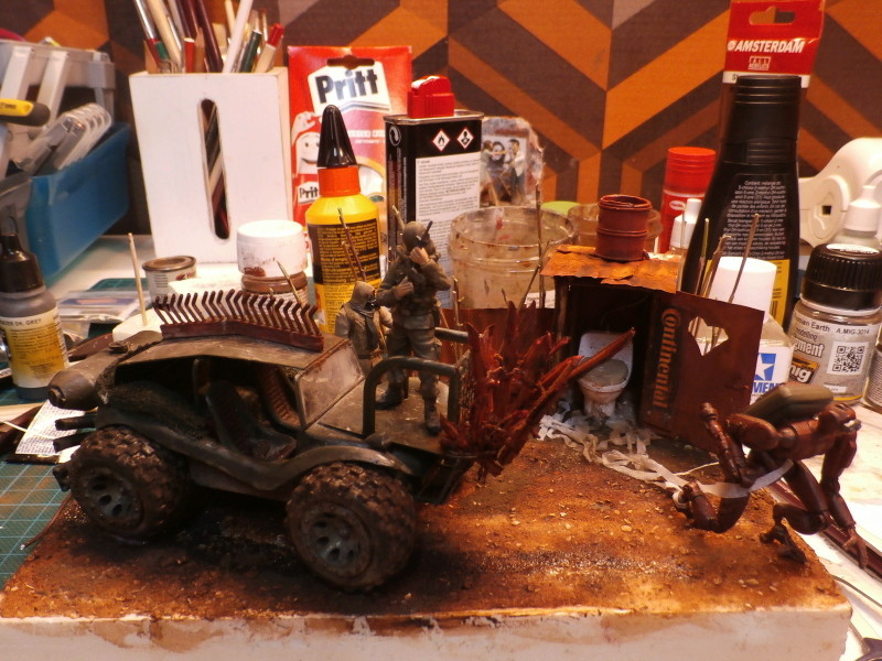 Buggy 1/32 Revell Quelquepart en 2095-épisode 3 dio FINI - Page 2 P4270013