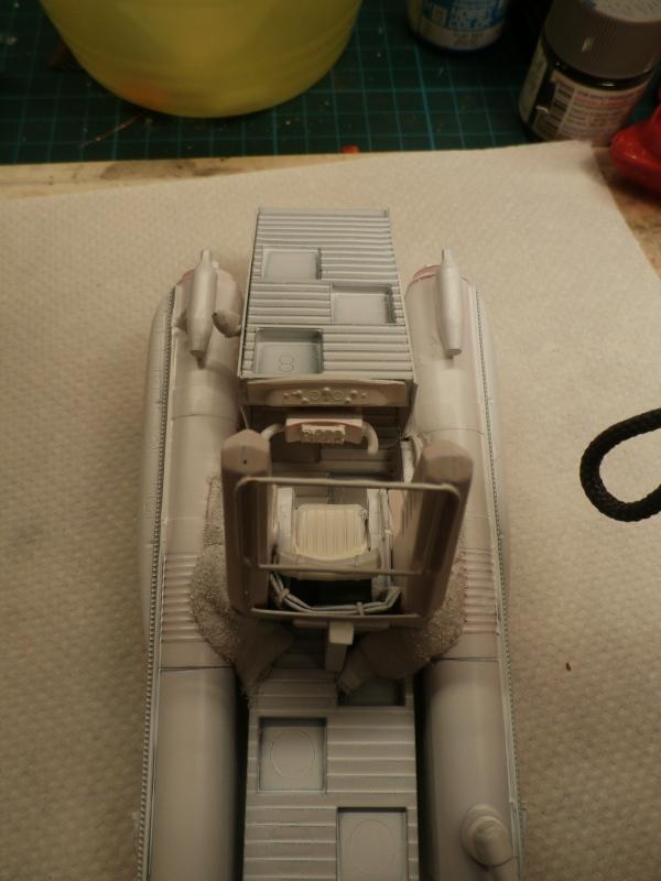 Antigravity US vehicle (scratch 1/35) FINI P5060018