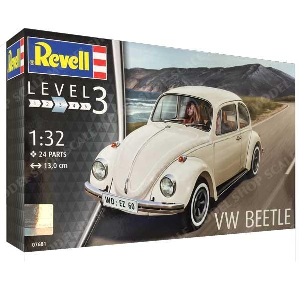 Quelque part en 2095! VW Coccinelle  1/32 Revell dio  FINI Rv076811