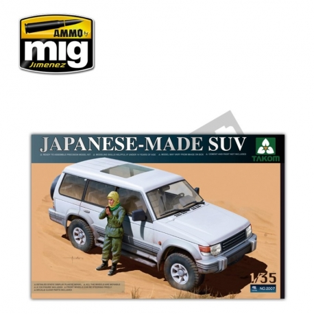 SUV 1/35 Takom Quelque part en 2095 - épisode 2 dio FINI Takom-11