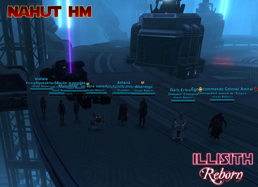 ILLISITH - Forum de la guilde illisith Reborn - Serveur Leviathan - Portail Downna10