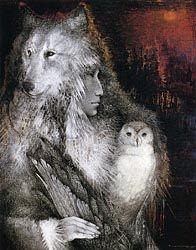 Anges gardiens et animaux-pouvoir 2cdebd10