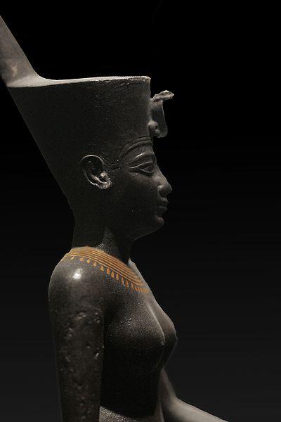 Les Gorgones ou la condition féminine dans l'antiquité gréco-égyptienne Neith-10
