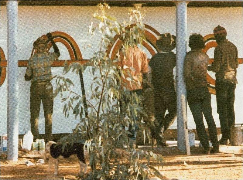 Aborigènes d'Australie Papuny10
