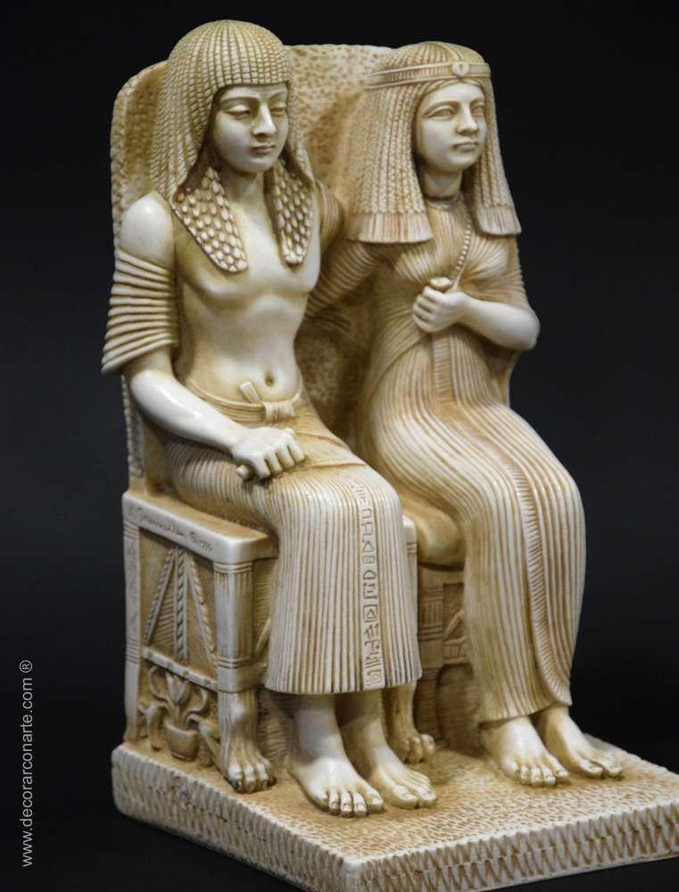 Les Gorgones ou la condition féminine dans l'antiquité gréco-égyptienne Pareja10
