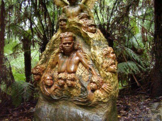 Aborigènes d'Australie Ricket10