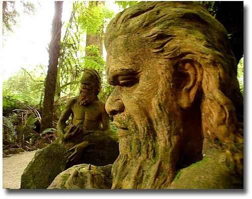 Aborigènes d'Australie Sculpt10