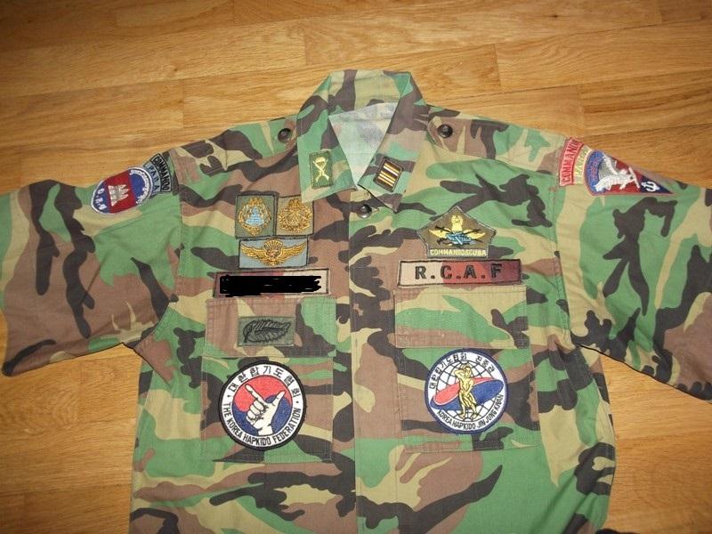 uniformes cambodgiens  - Page 2 Dscf9510