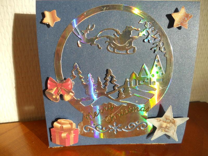 carte père Noël Dscn8917