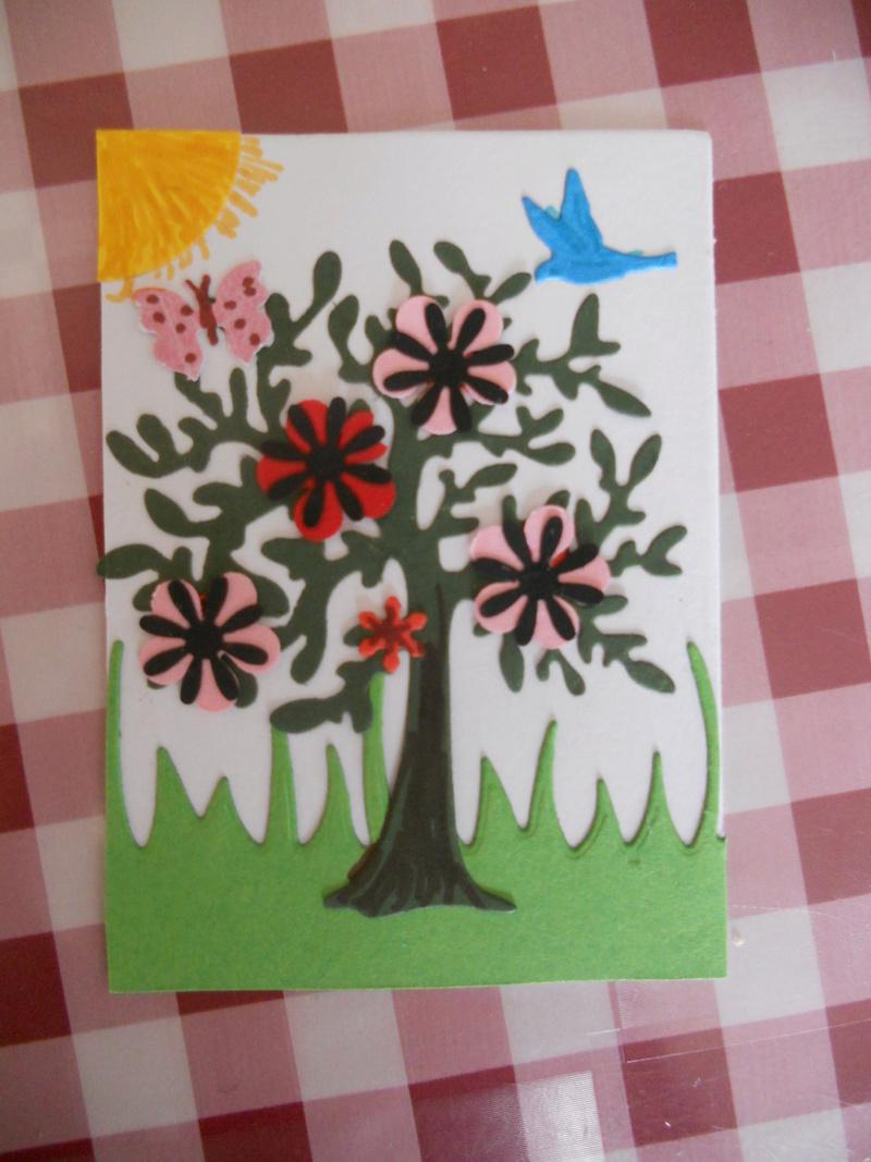 ATC juillet : arbre en fleur Dscn9122