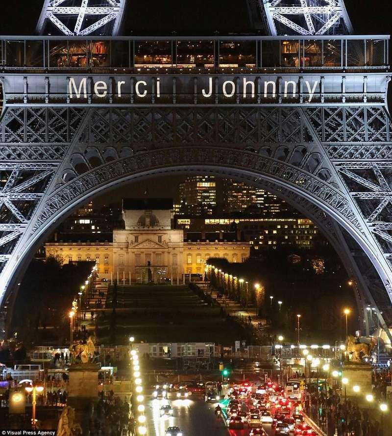 """""""French Elvis""""  DECES DE  JOHNNY HALLYDAY  4724aa11"""