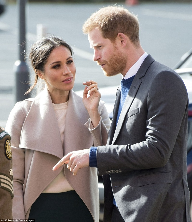 PRINCE HARRY ET MEGHAN MARKLE 4a798910