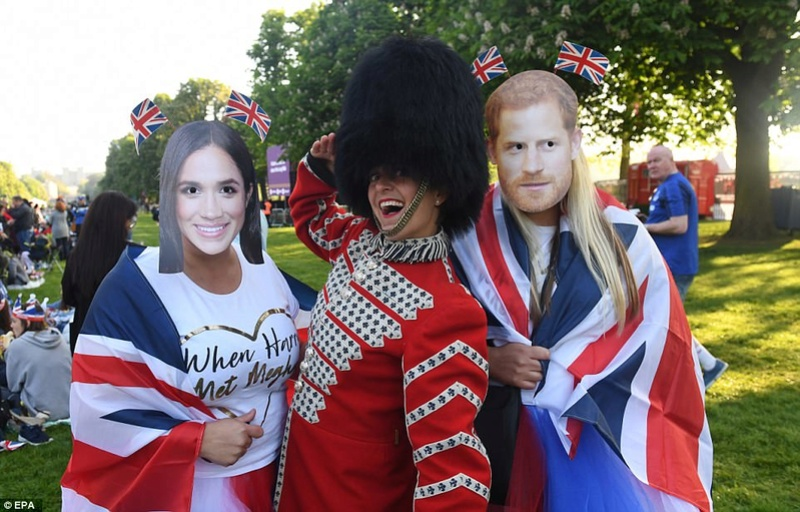 PRINCE HARRY ET MEGHAN MARKLE 4c6b3410