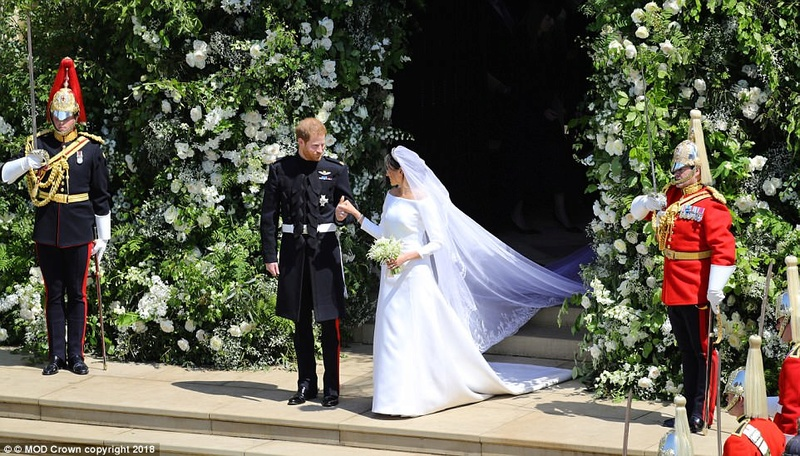 PRINCE HARRY ET MEGHAN MARKLE 4c6e0010