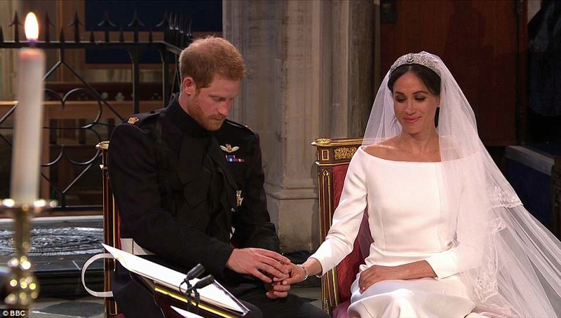 PRINCE HARRY ET MEGHAN MARKLE 4c6e9110