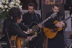 """French Elvis""  DECES DE  JOHNNY HALLYDAY  Xvmef110"