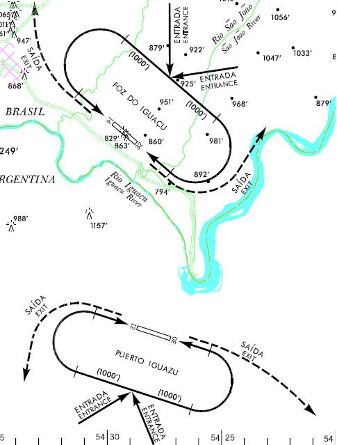 Circuito de tráfego 210