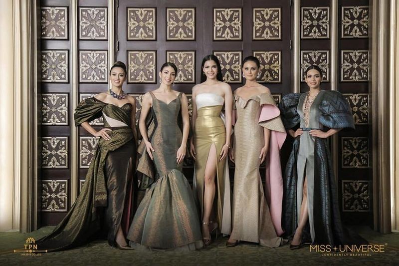 © PAGEANT MANIA © MISS UNIVERSE 2018 - OFFICIAL COVERAGE Finals - Page 32 116