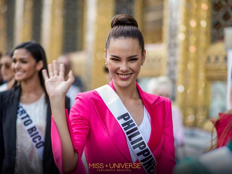 © PAGEANT MANIA © MISS UNIVERSE 2018 - OFFICIAL COVERAGE Finals - Page 31 47246110