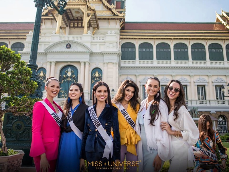 © PAGEANT MANIA © MISS UNIVERSE 2018 - OFFICIAL COVERAGE Finals - Page 31 47298210